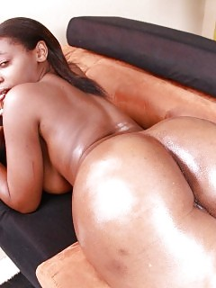 Nice Black Booty Black Teen Ass Fucking
