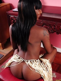 Chanel - Hot Black Chick - Atk Exotic