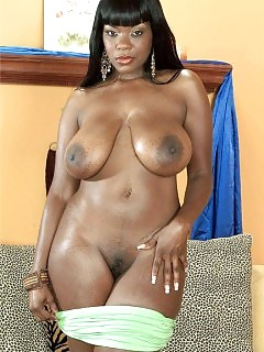 Black Mature Skinny Ebony