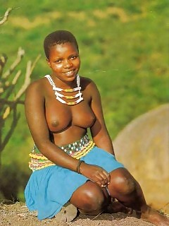 Sexy Pretty African Goddess Young Black Girl