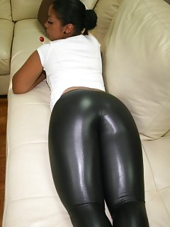 Black In Yoga Pants Black Women Anal