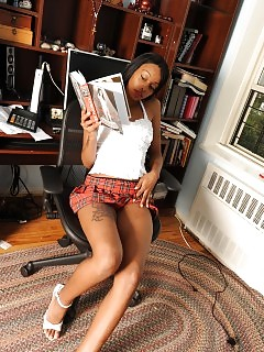 Nadia - Beautiful Ebony Women - Atk Exotic