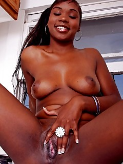 Candy - Ebony Fat Wife - Atk Exotic