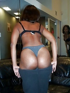 Black Big Ass Ebony Licking