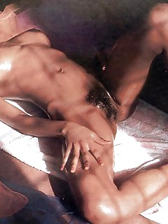 Black Girlfriends Ebony Triple Penetration